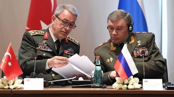 ВМоскве пройдет встреча глав ГенштабовВС России иТурции