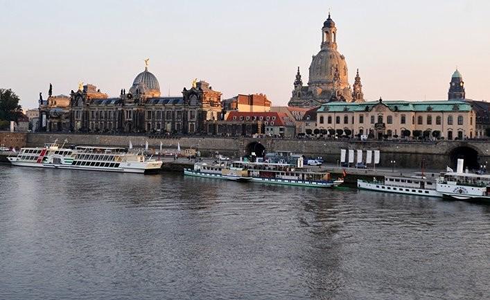 Как авиация союзников уничтожала Дрезден