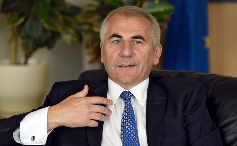 Посол ЕС похвалился, как Грибаускайте «нагнала» Путина