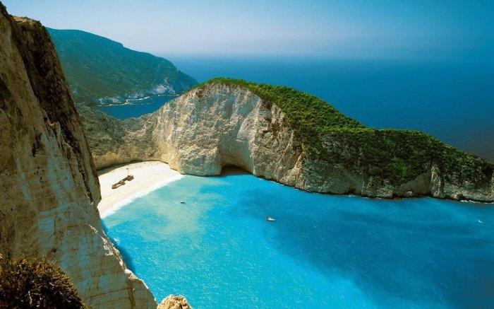 Шикарные места: море, солнце, пляж