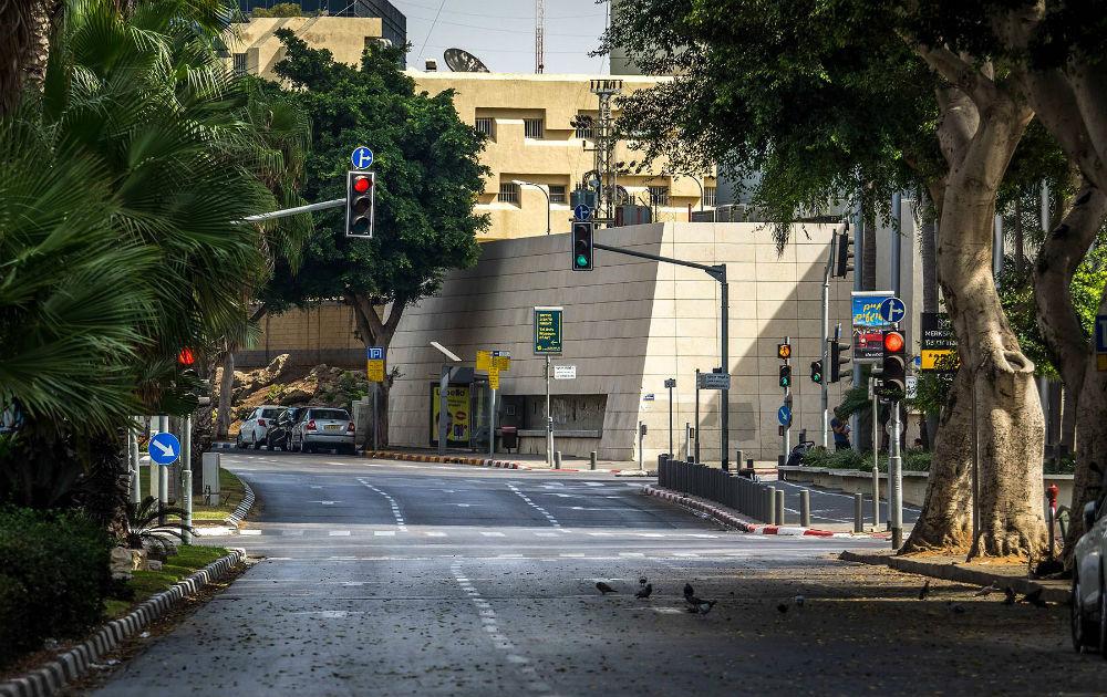 День искупления в Тель-Авиве