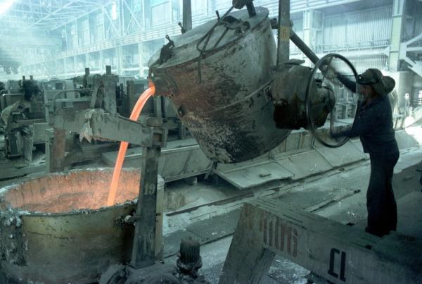 Таджикистан увеличивает выпуск алюминия нафоне повышения мировых цен