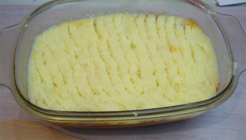 Пастуший пирог классический Мясной, еда, пирог, рецепт