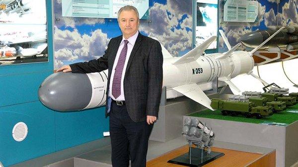 «Ракета Х-35 — одна из лучших в мире»