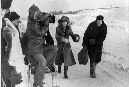 Виртуальная прогулка по съёмочным площадкам советских фильмов