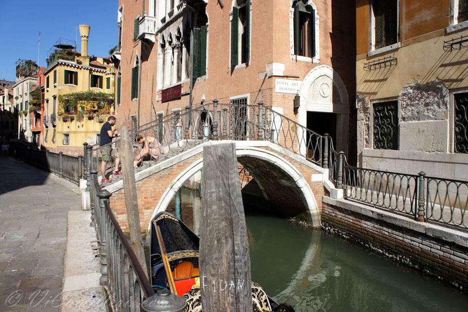 Венеция. Мост Дьявола