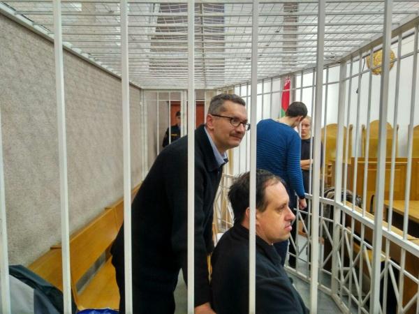 Суд поделу белорусских публицистов, день 21