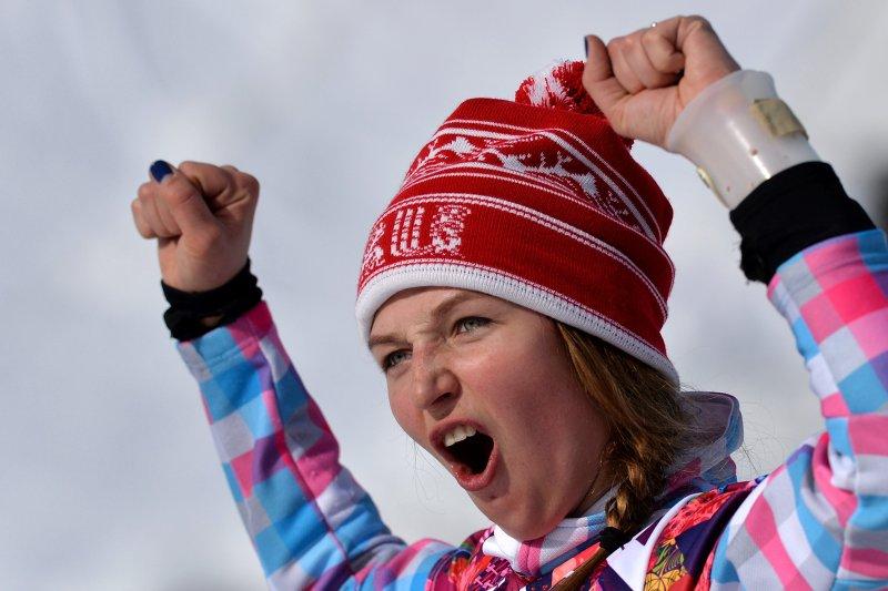 Россиянка взяла золото на этапе Кубка мира по сноуборду