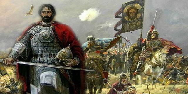 География Древней Руси. Поле Куликово