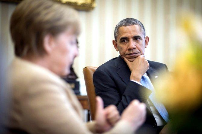 Блеф Меркель вышел наружу: санкции против России не связаны с Минскими соглашениями