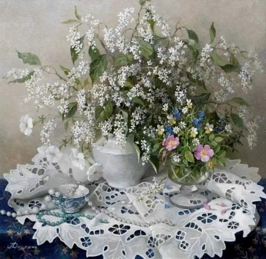 художник Лидия Даценко картины – 18