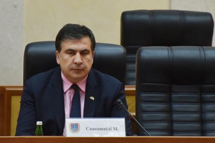 Саакашвили узнал о намерении Порошенко лишить его гражданства