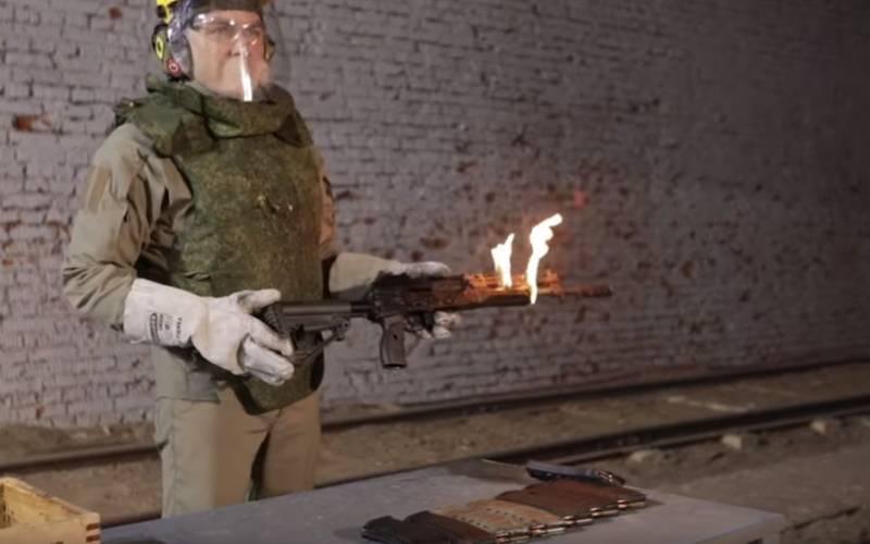 Сколько последовательных выстрелов выдержит автомат АК-12