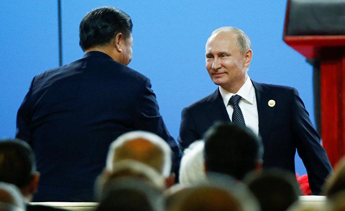 Дурные предчувствия России в отношении Китая