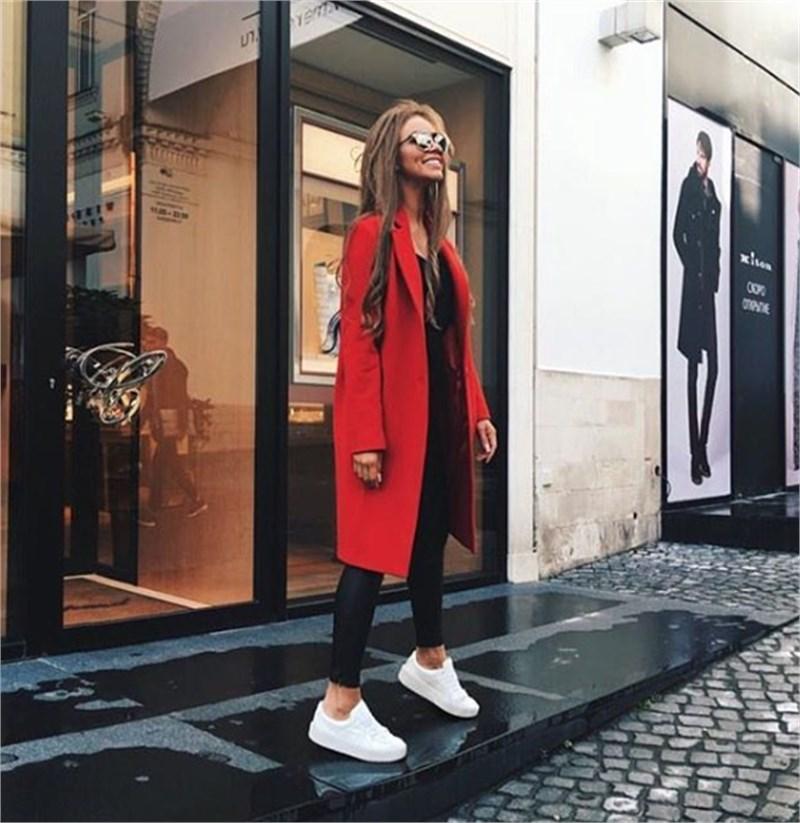 10 способов носить пальто и не выглядеть теткой
