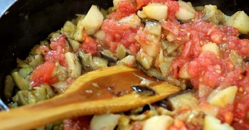 что приготовить на обед из болгарского перца