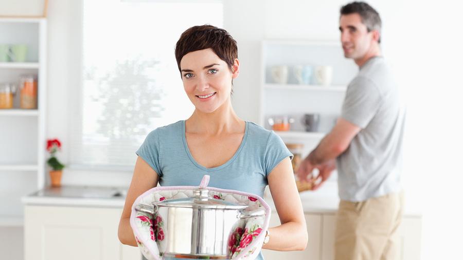 Чистая посуда без труда