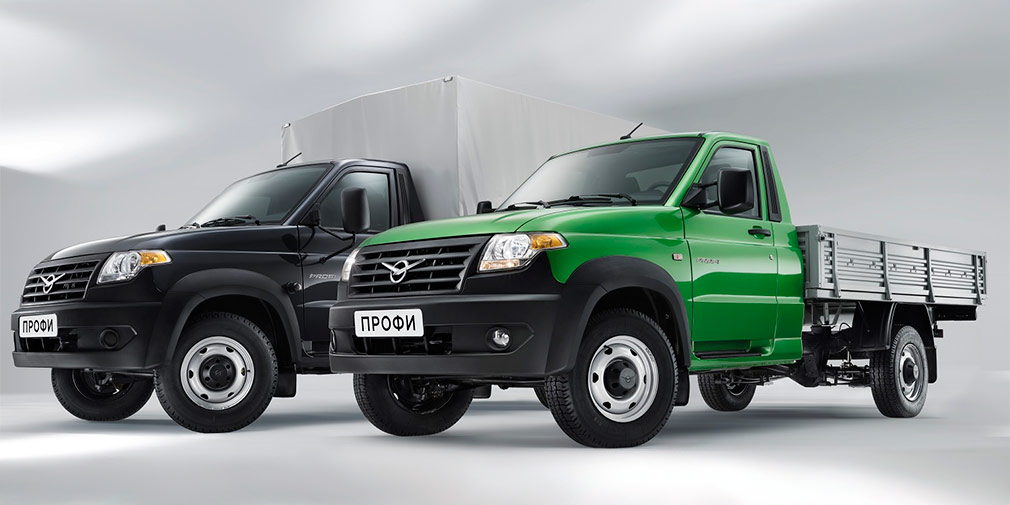 УАЗ начал продажи своего нового автомобиля «Профи»
