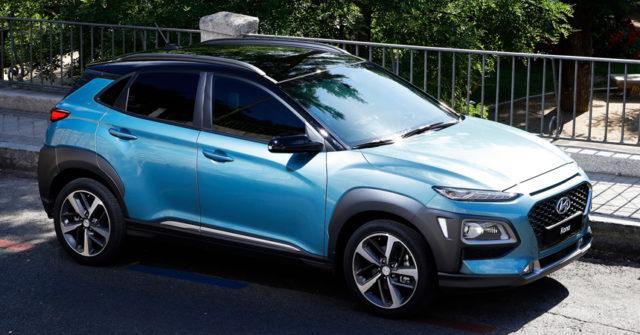 Hyundai анонсировал новый кроссовер Encino