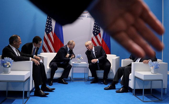Поразительная капитуляция Трампа перед Россией. The Washington Post