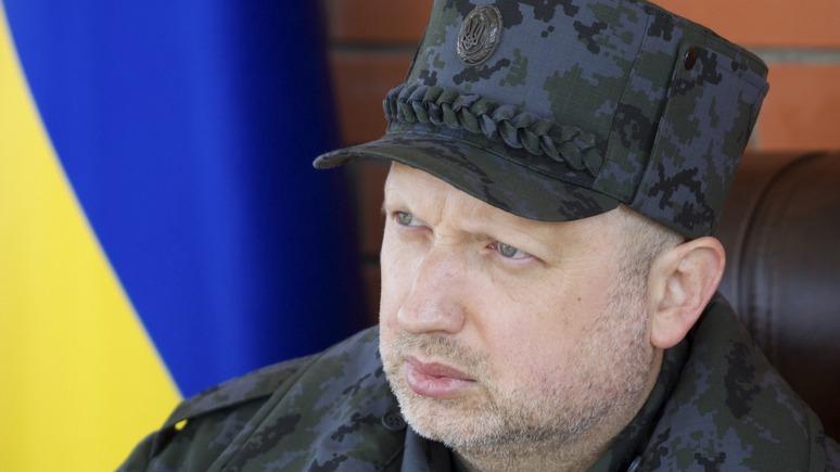Турчинов: Россия готовит наступательные операции против Польши и Литвы