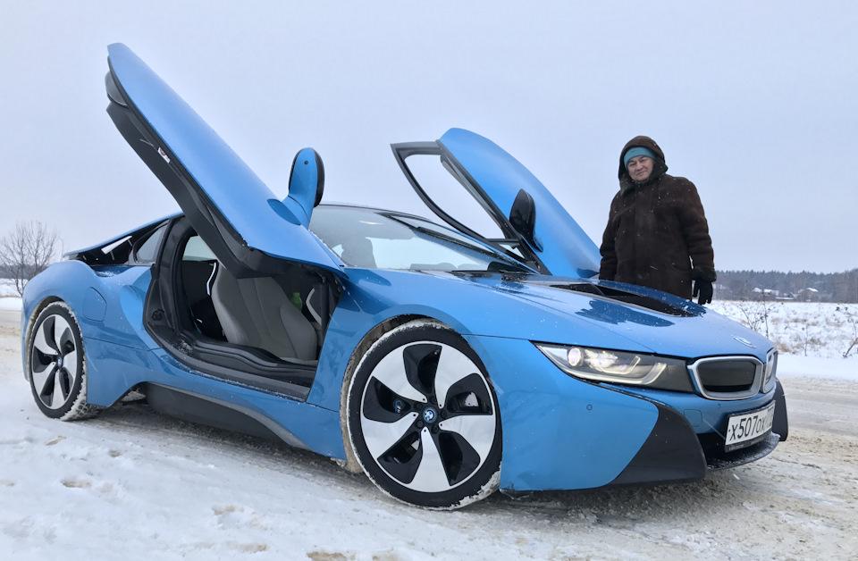 Стоит ли своих 11 миллионов  BMW I8 ?