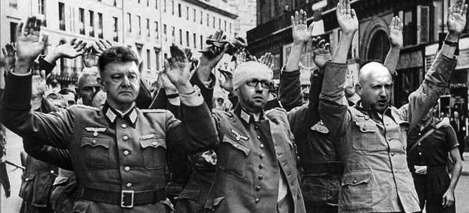 Евреи потребовали трибунала для киевского режима