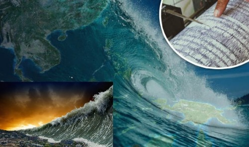 Огромное цунами уничтожит Аз…