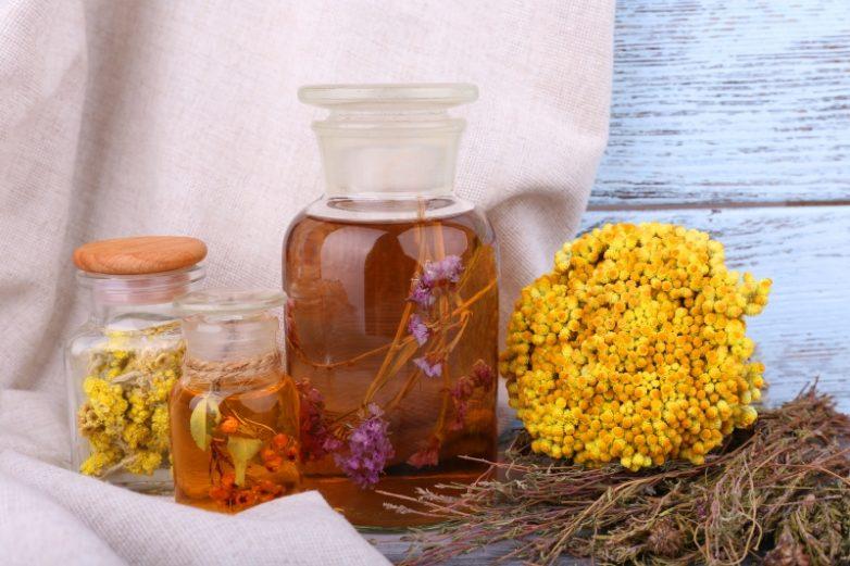 Травяные чаи, которые следует употреблять умеренно