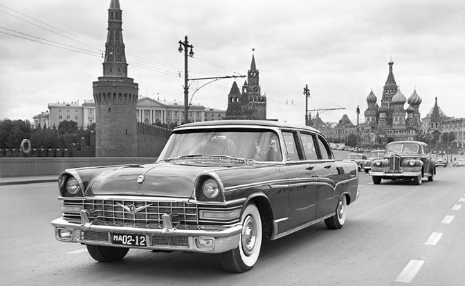 Как элита СССР подсела на V8
