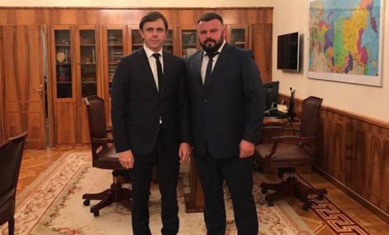 Орловского губернатора застыдили за сожительство с советником