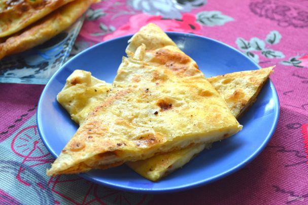Ёка с сыром