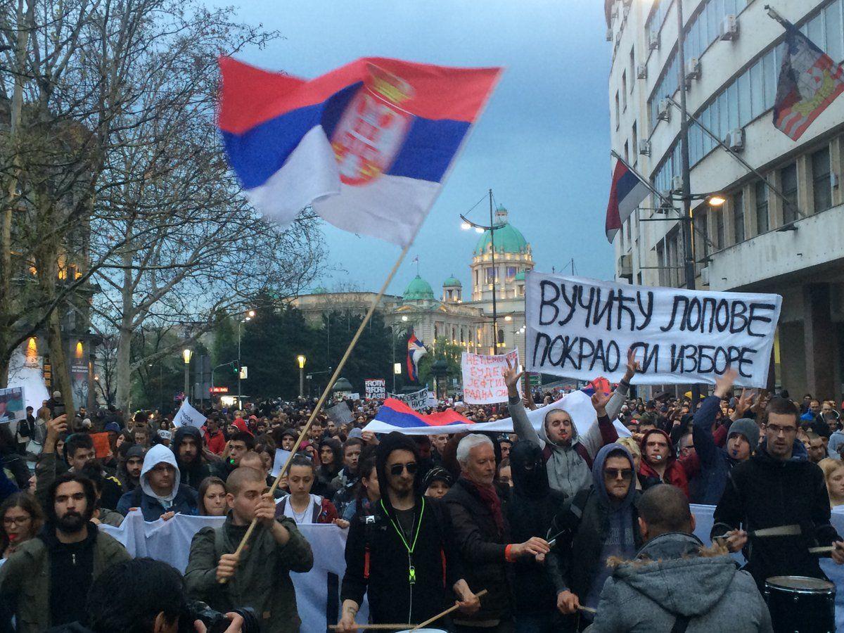 Наказание за любовь к России