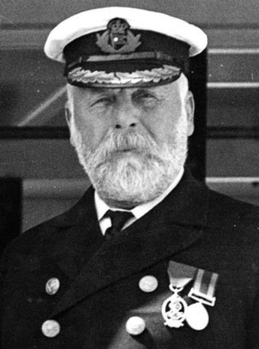 Эдвард Смит - капитан миллионеров.