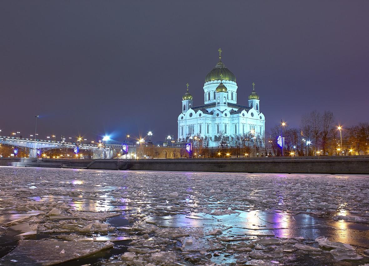 Красивое отражение.....от Михалыча!!!