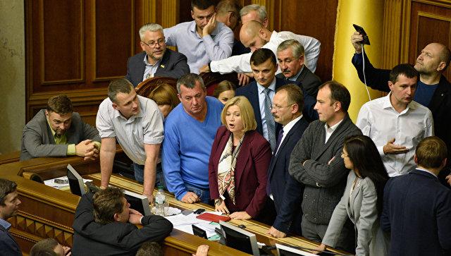 В Киеве сообщили, что Россия в Минске объявила Украине войну