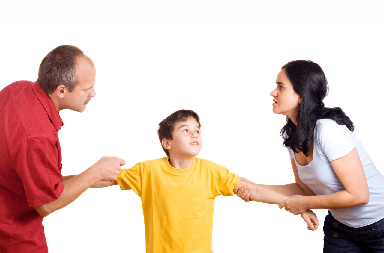 Фото конфликт ребенка и родителей