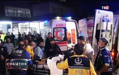 В Турции объявлен траур после двойного теракта в Стамбуле