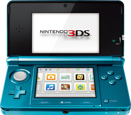 Посетителям магазинов «М.Видео» предложат тест-драйв Nintendo 3DS