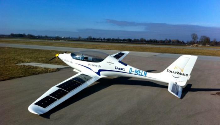 В Китае успешно прошли испытания самолёта на водородном топливе