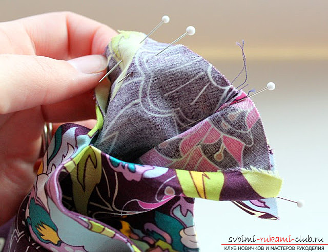Пошив платья для дочки своими руками по инструкции с фото. Фото №20