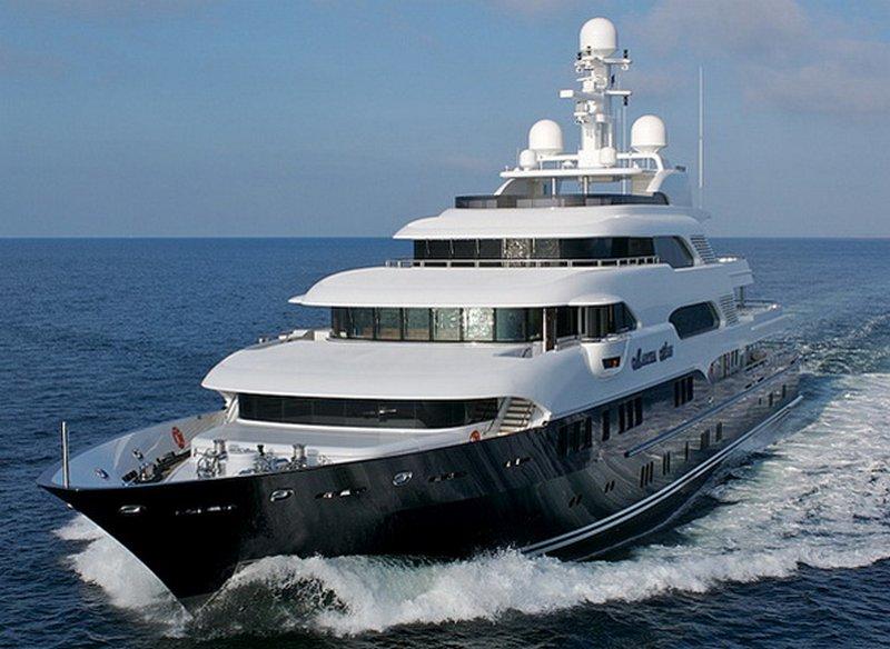 Моторная яхта для отдыха – аренда и возможности