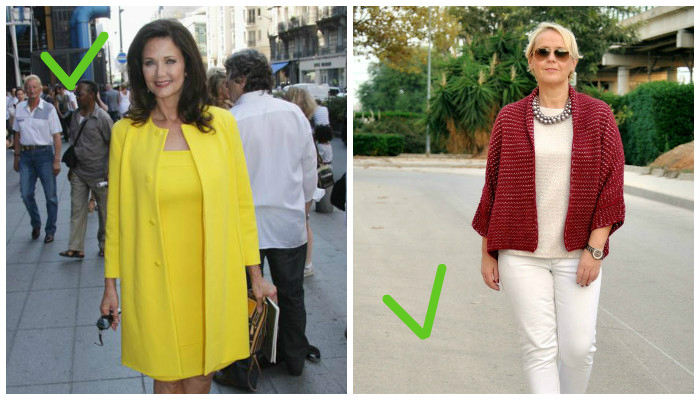 Элегантный стиль в одежде для полных женщин после 50 лет: модно и современно!