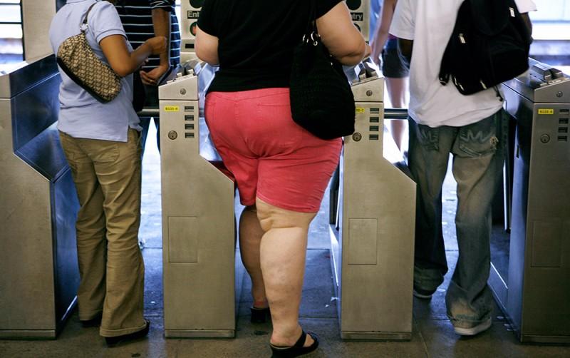Названо точное число страдающих от лишнего веса землян