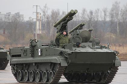 Украинский прицел на комплексе «Хризантема-С» поменяли на белорусский