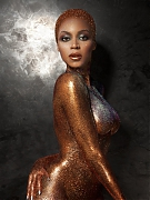 Бейонсе Ноулз (Beyonce Knowles) в фотосессии Тони Дюрана (Tony Duran) для журнала Flaunt (июль-август 2013)