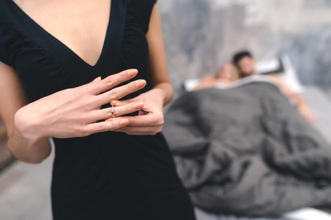 Неверность перестает быть мужской прерогативой