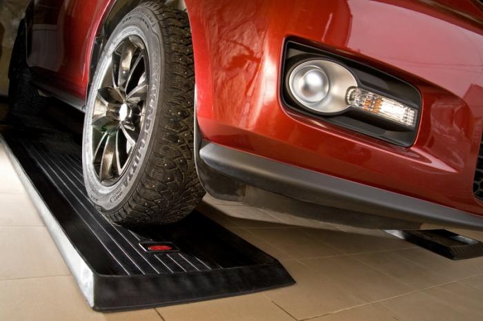Отличное решение для гаража. /Фото: avtotuning.by.