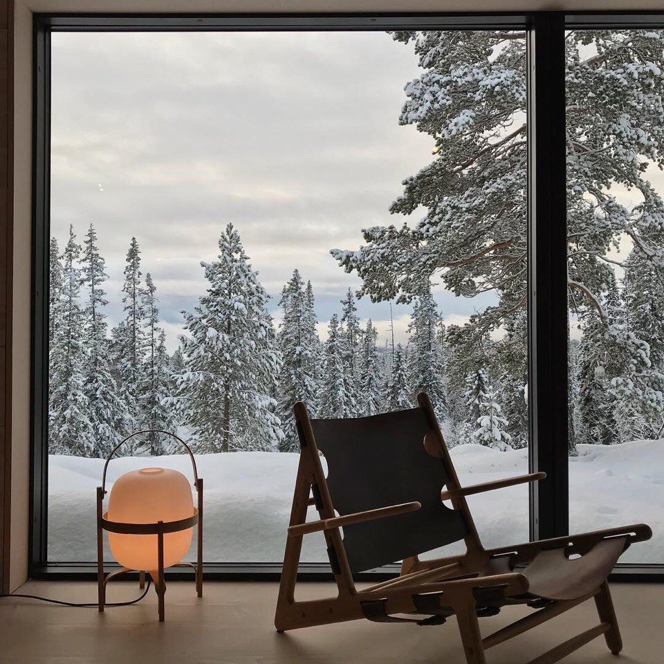 Отвезите меня в этот домик в Норвегии!
