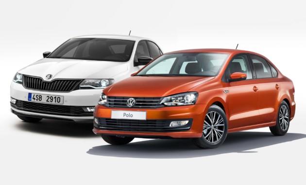 Разные одноклассники: что выгоднее купить – Volkswagen Polo или Skoda Rapid